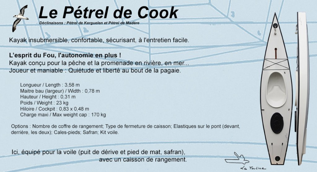 SOURCE PETREL DE COOK WEB